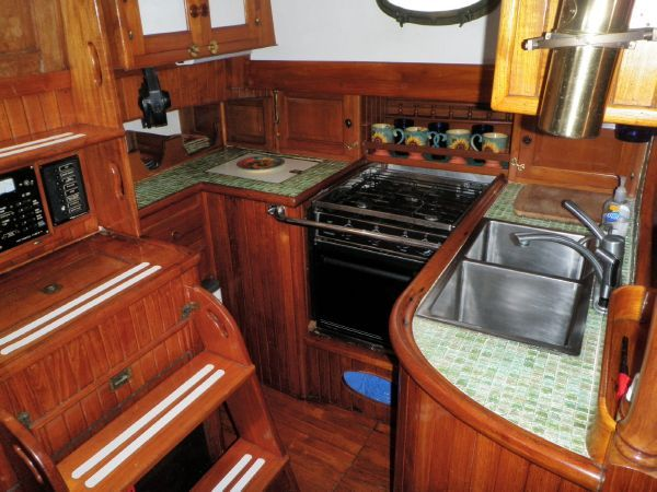 Union 36 Galley