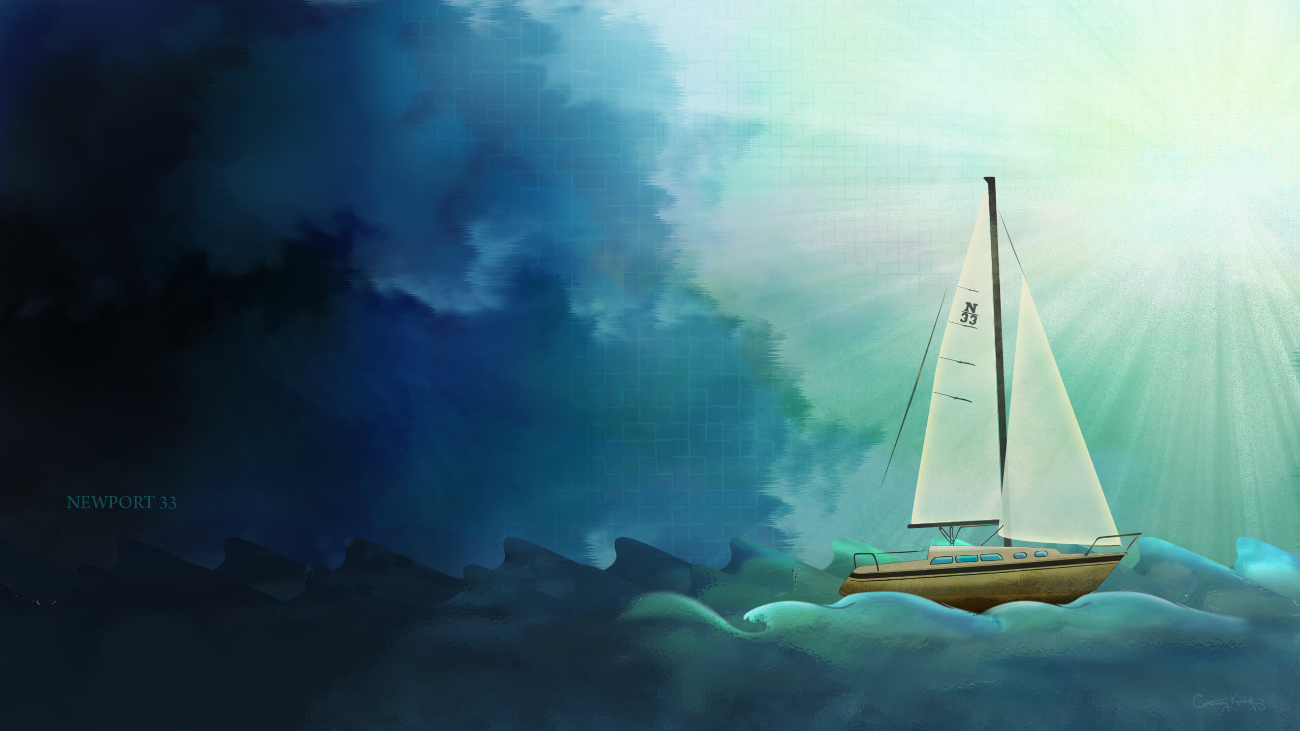 sailboat downloads - courtney kirchoff